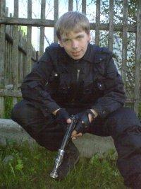 Михаил Морозов, 9 июля 1990, Санкт-Петербург, id31658296